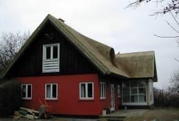Nyt stråtag på Poul Bergsøe Kollegiet